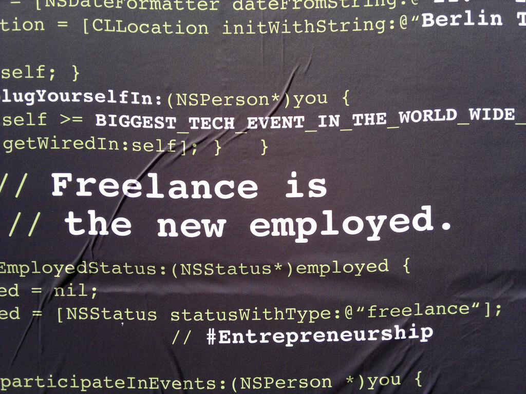 Laid Off? Try Freelancing