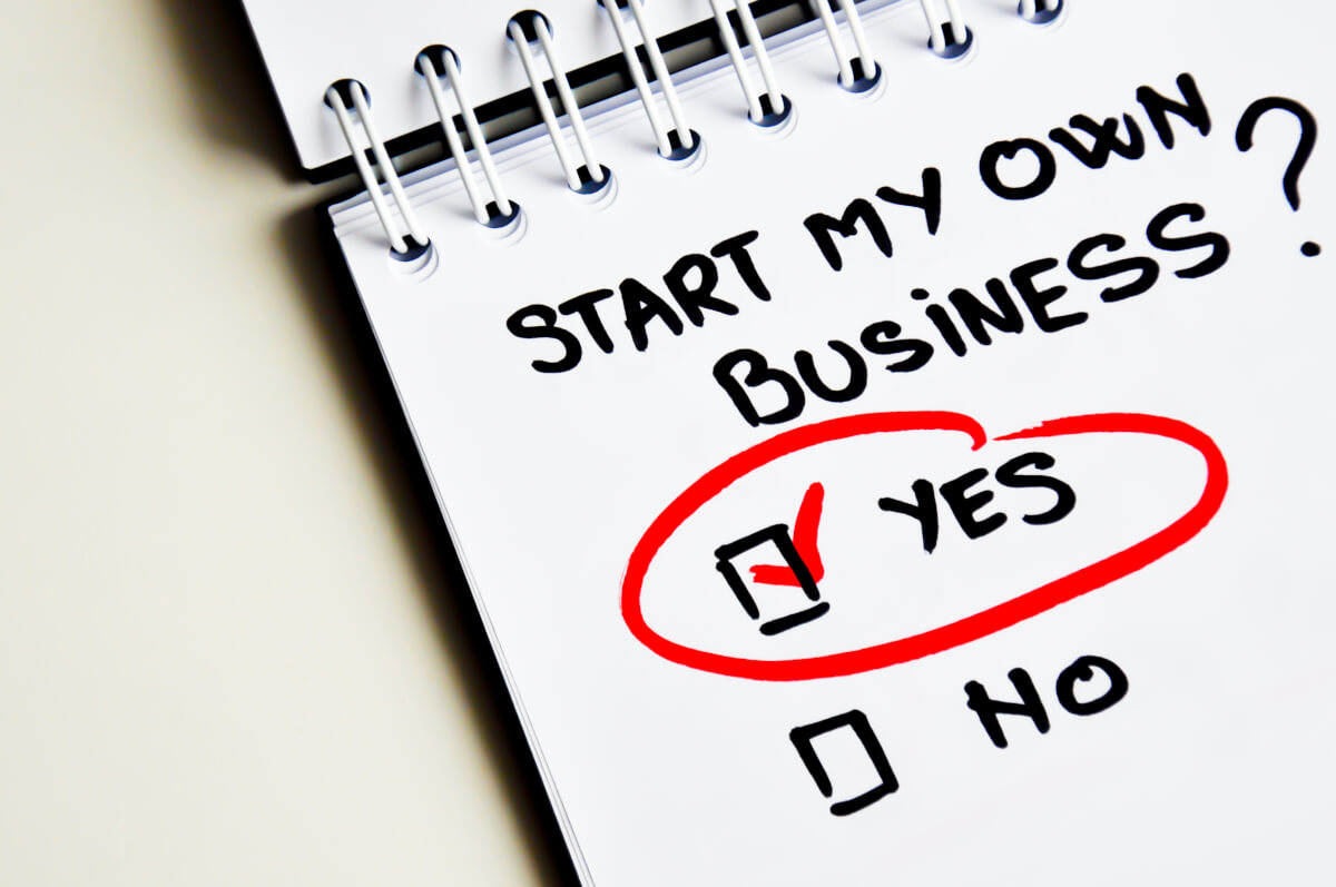 Is Starting a Business Right for Me?