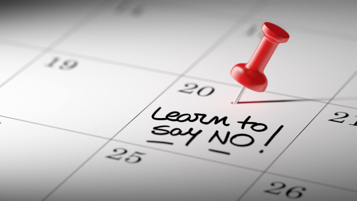 """Ways to Say """"No"""" Without Hurting Your Business"""