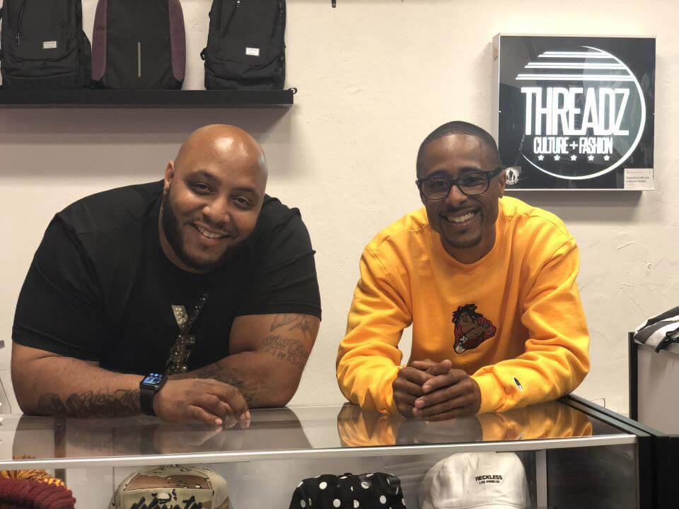 From Trunk to Store: Chris McMichael, Threadz Culture + Fashion